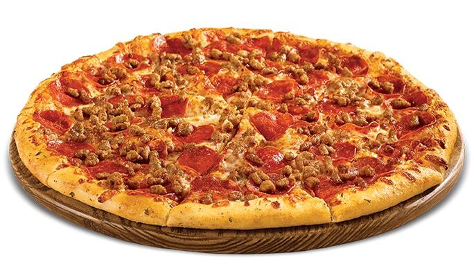 Pizza chứa nhiều chất béo bão hòa không tốt cho người đục dịch kính